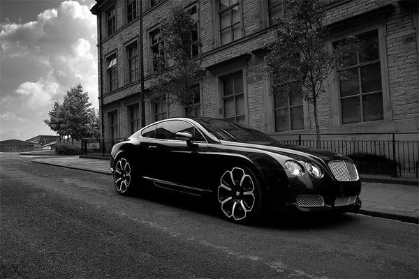 Gallery.ru / Фото #17 - Bentley - EVOLUT7ON.