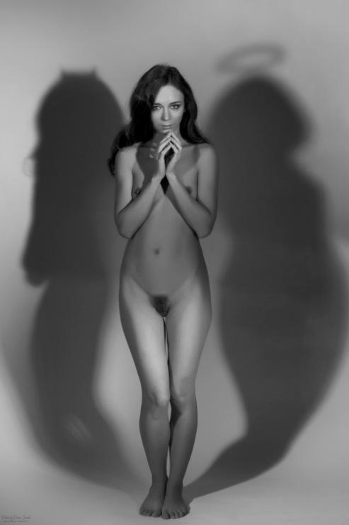 Фото голых красивых ангелов