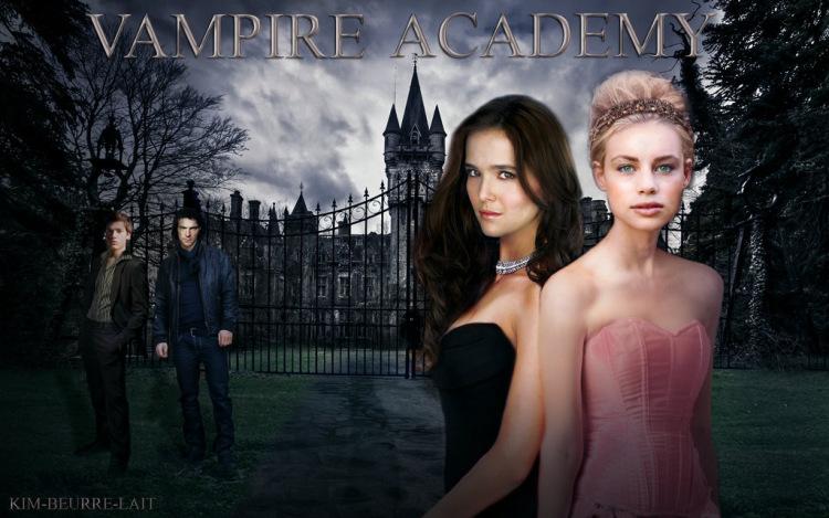 Vampire academy ver online