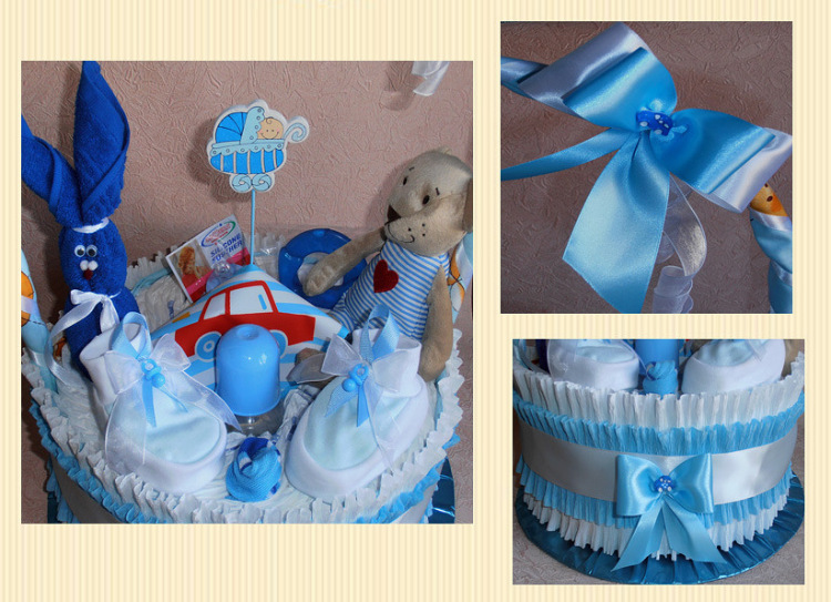 Подарок для новорожденного мальчика 303