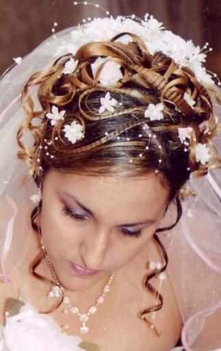 Фото свадебных женских причесок