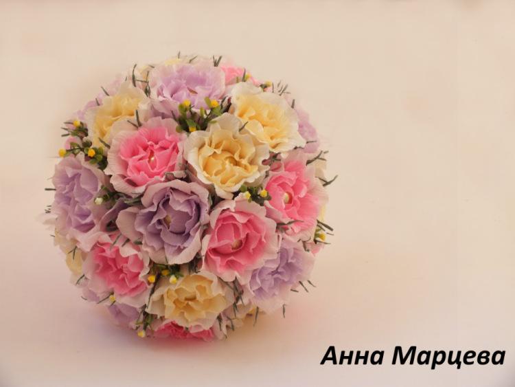 Gallery.ru / Фото #129 - Букеты из конфет 2013 - AnetkaAngel