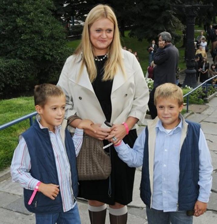 татьяна михалкова с детьми фото