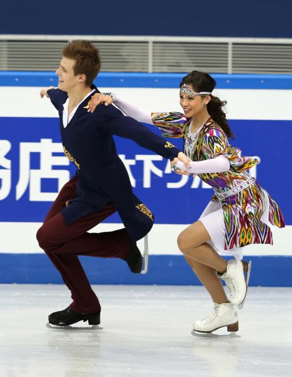 Gallery.ru / Elena ILINYKH / Nikita KATSALAPOV RUS - Short Dance - kimas