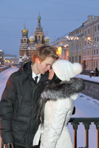 Фотограф Love Story Александр Секретарев - Санкт-Петербург