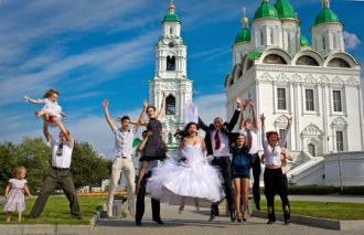 Выездной фотограф Олег Знобищев - Астрахань