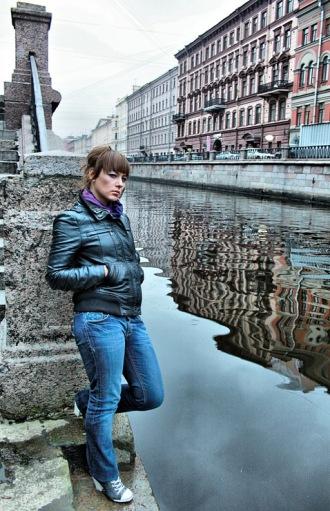Выездной фотограф Елена Мурашова - Санкт-Петербург