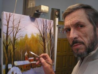 Художник Владимир Хутько - Уфа