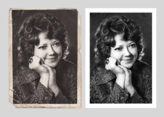 Ретушер Ольга Копачева - Новосибирск