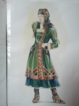 Костюмер Евгения Валеева - Краснодар