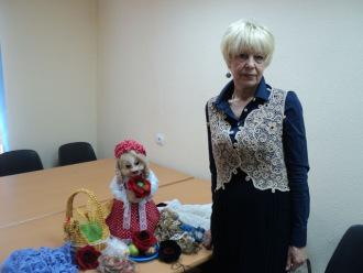 Костюмер Ольга Сафина -