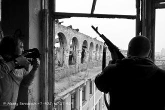 Преподаватель фотографии Алексей Середенин - Екатеринбург