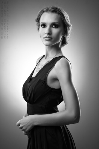 Студийный фотограф Анна Жук - Москва