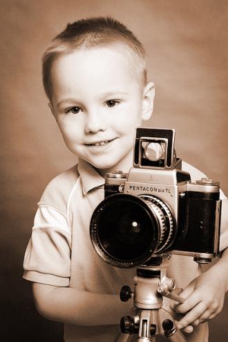 Детский фотограф Евгений Горбунов - Москва