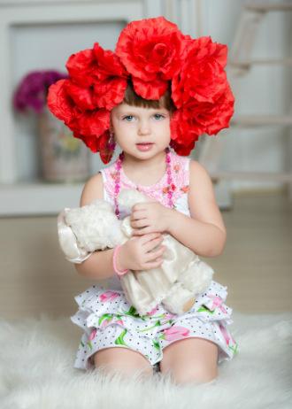 Детский фотограф Оксана Дриго - Красноярск
