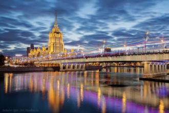 Архитектурный фотограф Игорь Соболев - Москва