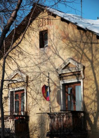 Архитектурный фотограф Александр Курилёв -